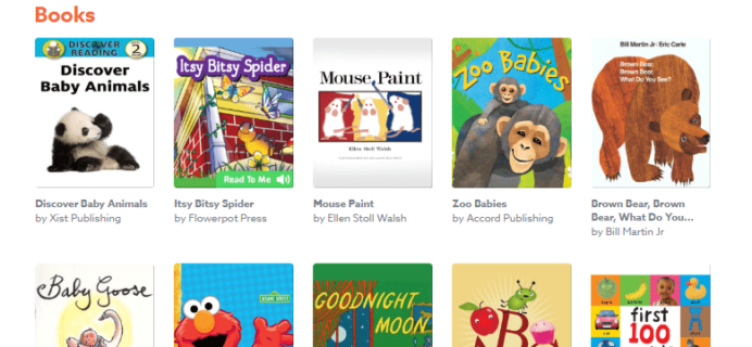 Epic! Kids Books – Summer Reading Lists Added + Free Month Coupon!