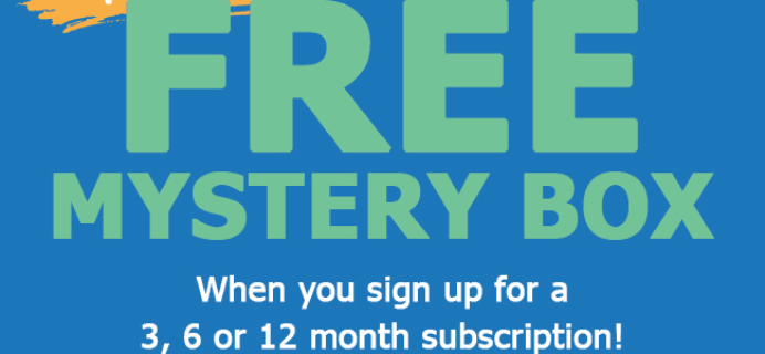 Rescue Box Coupon: Get FREE Mystery Box With Subscription!