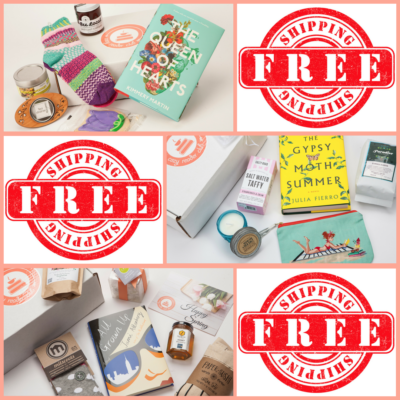 Cozy Reader Club Coupon: Free Shipping For Life!