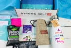 STRONG self(ie) Subscription Box Review – Summer 2018