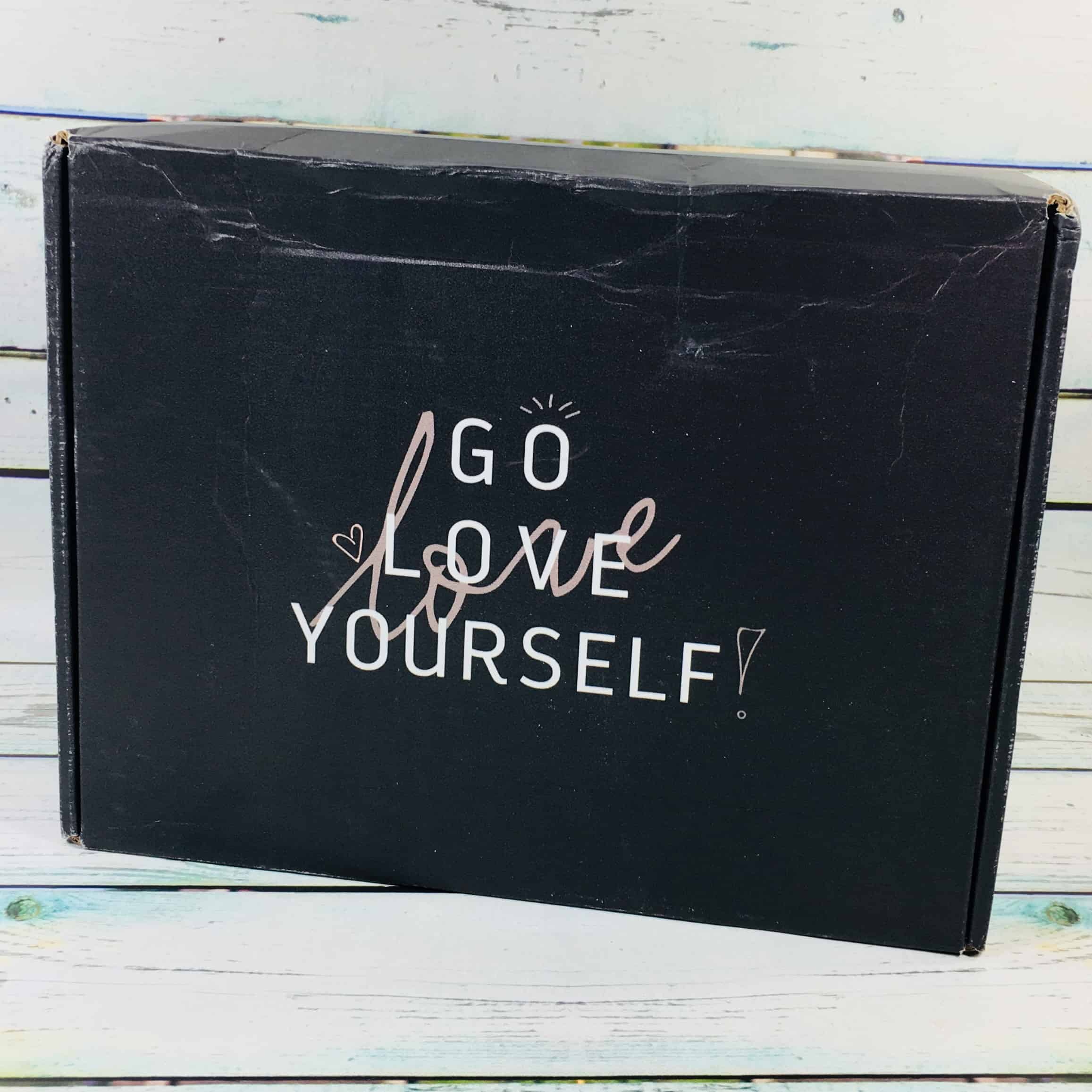 Go love yourself june 2018 subscription box review coupon hello go love yourself is a monthly subscription box to help you live a happier and more fulfilled life receive a care package each month just for you solutioingenieria Image collections