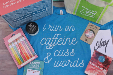 Smartass + Sass Box Flash Sale: Get 20% Off Subscriptions! TODAY ONLY!