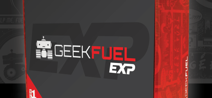 Geek Fuel Coupon: Get $5 Off Your First Box!
