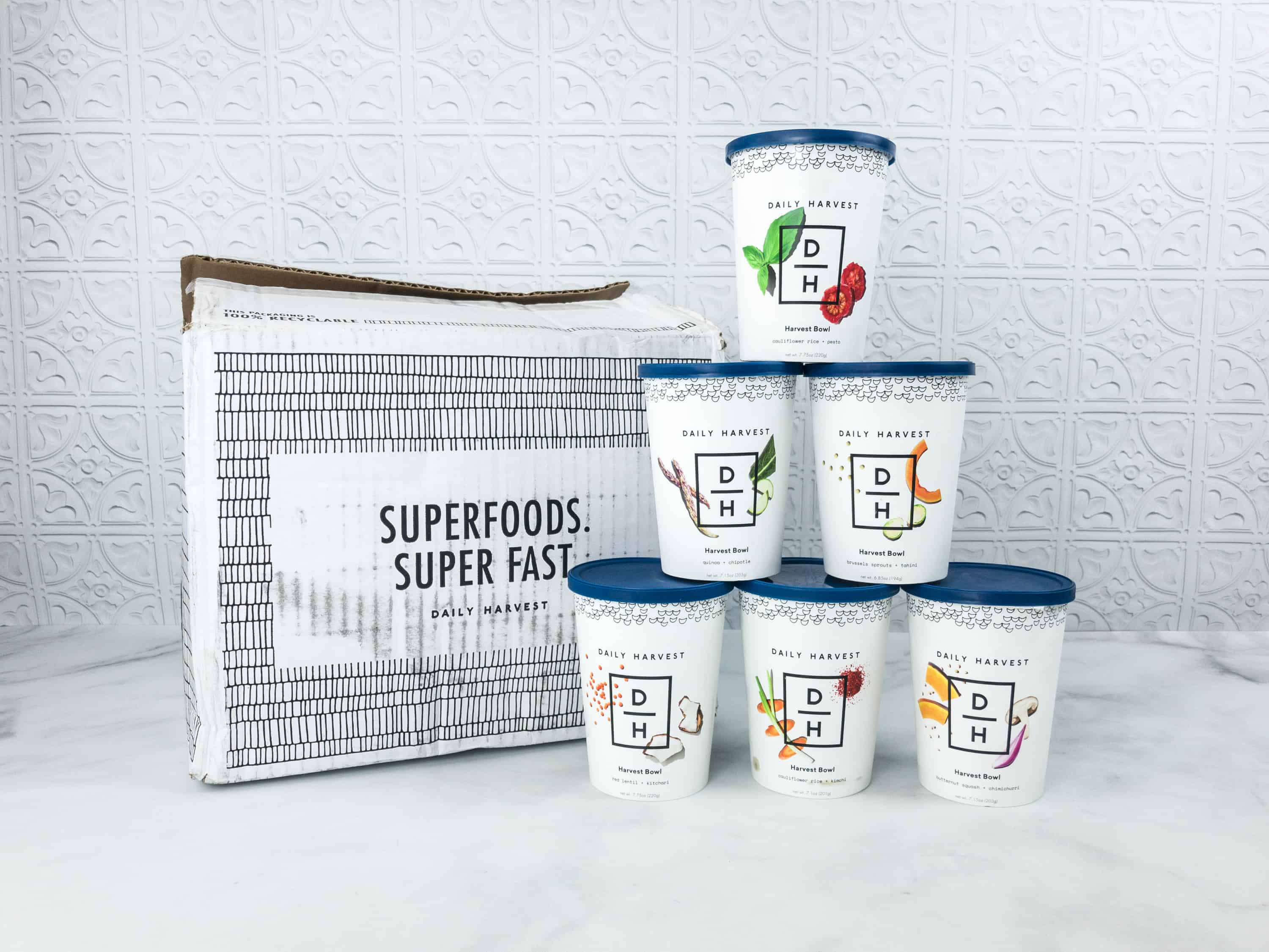 Daily Harvest Bowls Subscription Box Review + Coupon