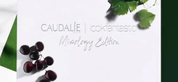 Lookfantastic x Caudalie Mixology Limited Edition Beauty Box Coming Soon!