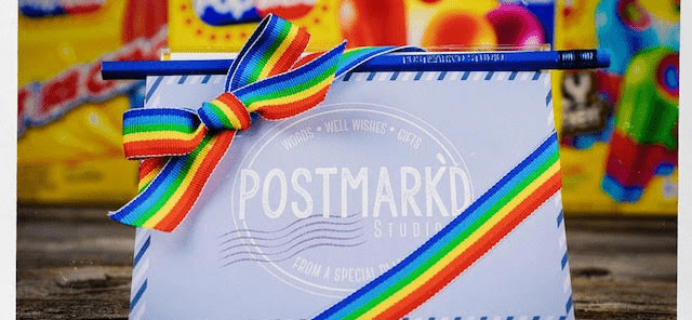 Postmark'd Studio PostBox July 2018 Spoilers #2  + Coupon!