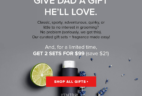 Scentbird Father's Day Deal: Get 2 Gift Sets For Only $99!