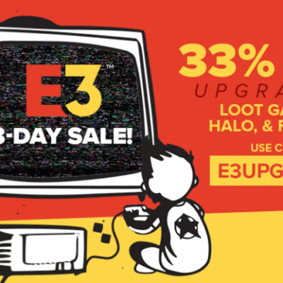 Loot Gaming Coupon: Save 33% Off Loot Gaming, Halo Legendary Crate, and Fallout Crate!