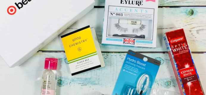Target Beauty Box Review June 2018 – FRESH FACE!