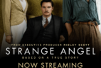 CBS All Access Free Week Trial + Strange Angel!