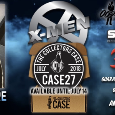 The Collectors Case July 2018 Spoilers!