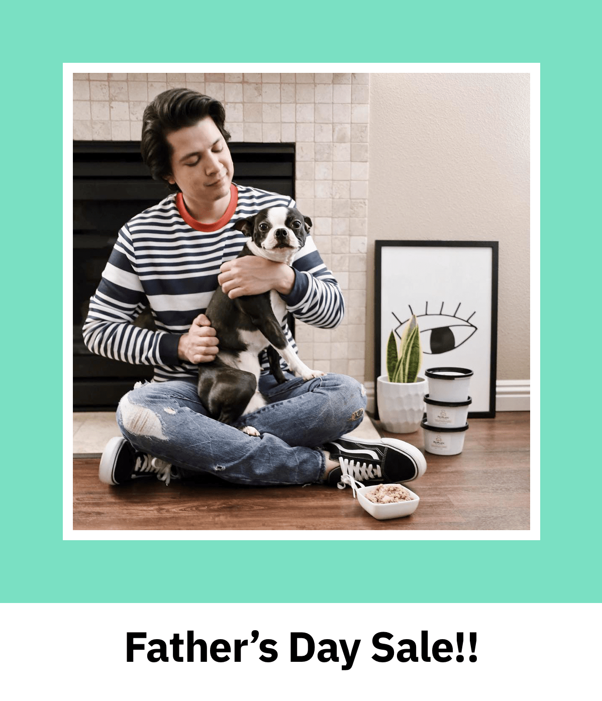 PetPlate Father's Day Coupon: Get 50% Off First Box!