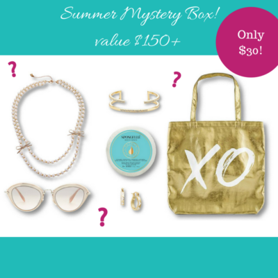 Your Bijoux Box Summer Mystery Box Available Now!