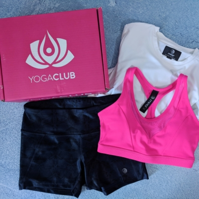 YogaClub Subscription Box Review + Coupon – June 2018