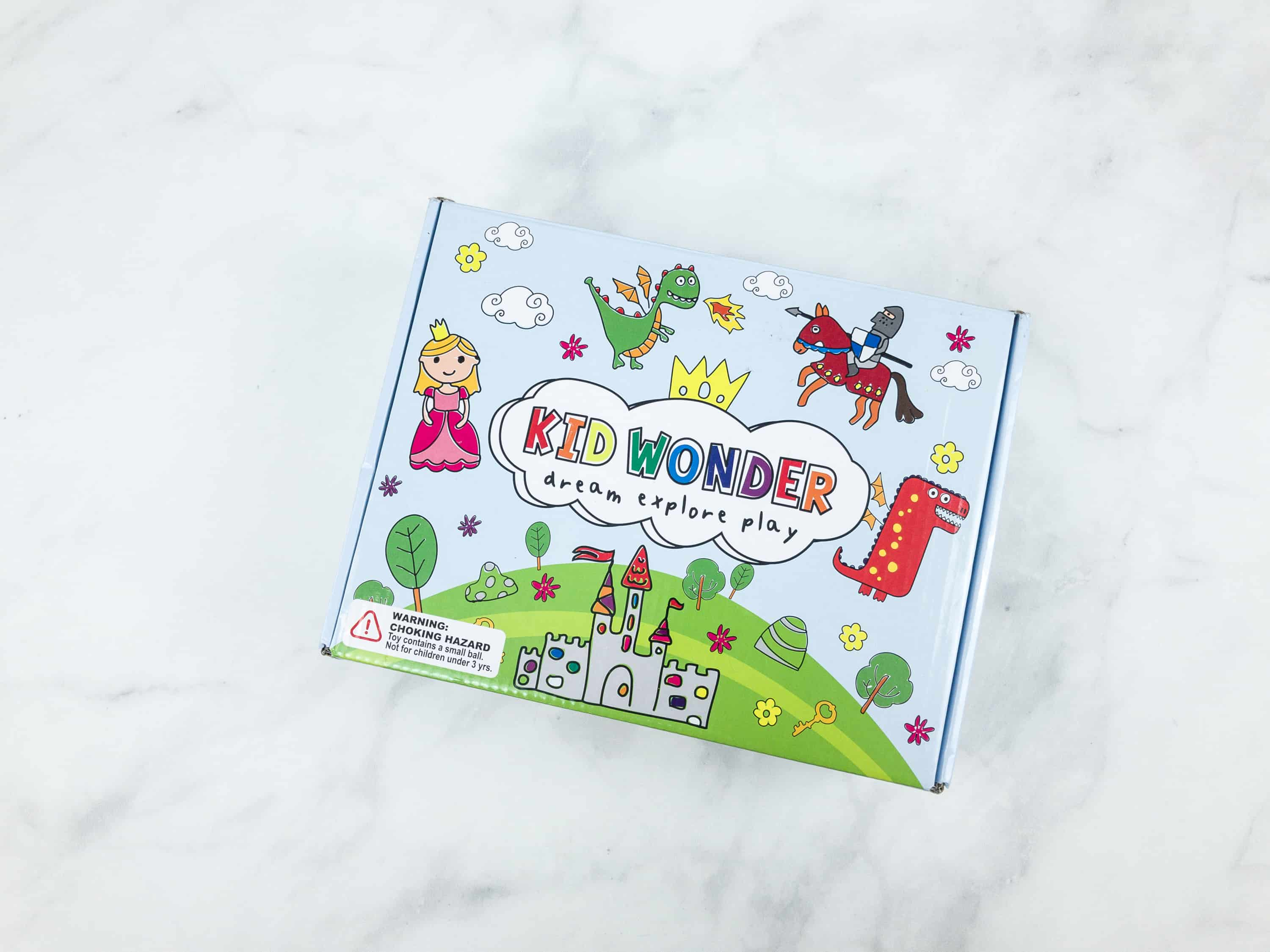 Kid Wonder Is A Monthly Kids Subscription Box By Little