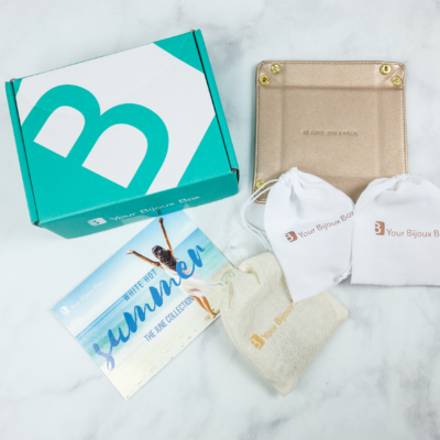Your Bijoux Box June 2018 Subscription Box Review + Coupon