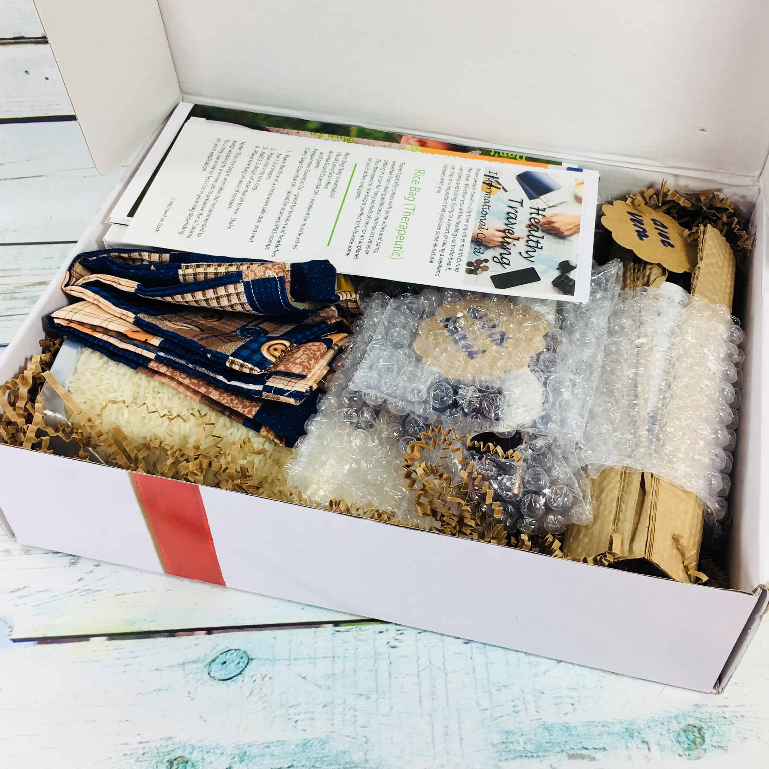 essential healthy choices july 2018 subscription box review coupon