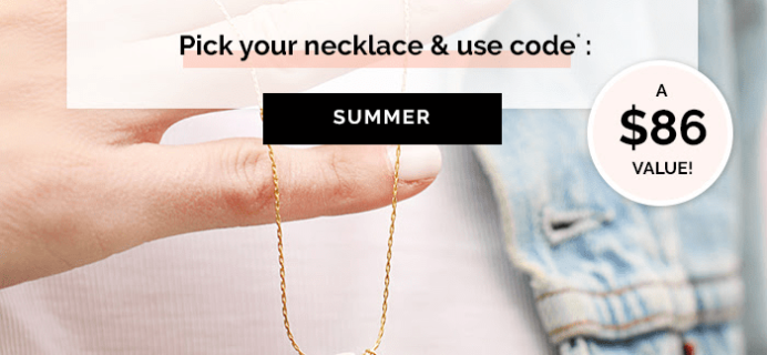 Emma & Chloe Coupon: Get Free Sunhorn Long Necklace!