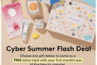 Birchbox Coupon: Get Your Choice of Freebie With Subscription!