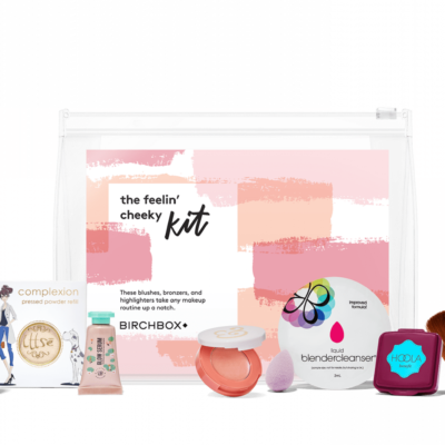 New Birchbox Kit + Free Gift Coupons – The Feelin' Cheeky Kit