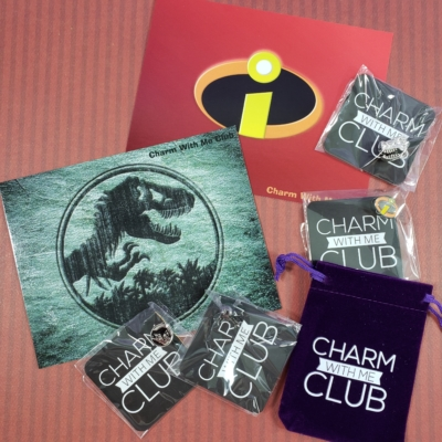Charm With Me Club June 2018 Subscription Box Review + Coupon