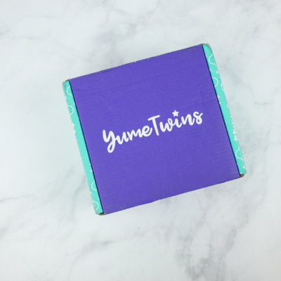 YumeTwins July 2018 Subscription Box Review + Coupon