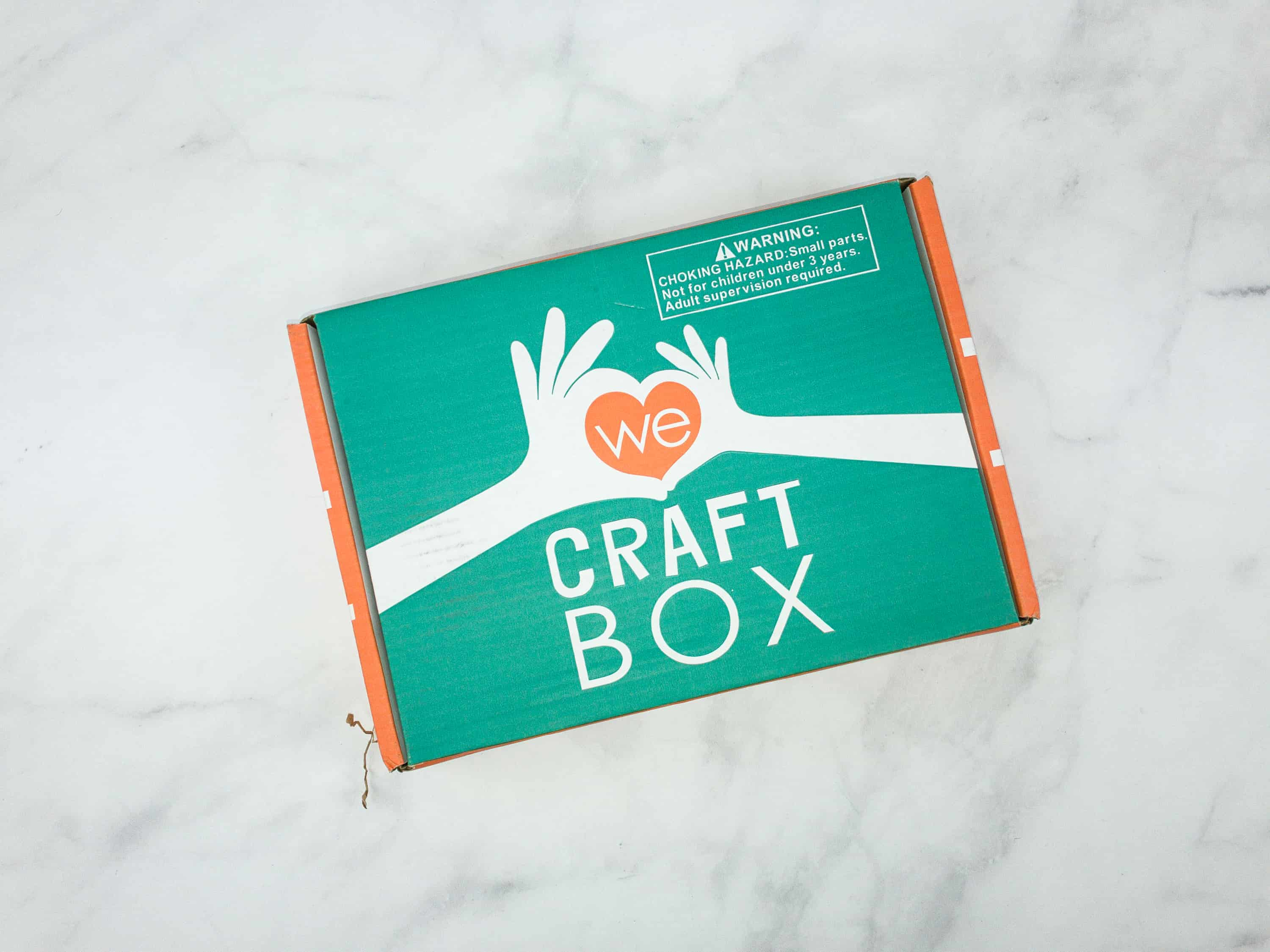 We Craft Box Is A Craft Subscription For Kids Each