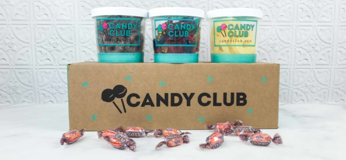 Candy Club Subscription Box Review + 50% off Coupon – June 2018