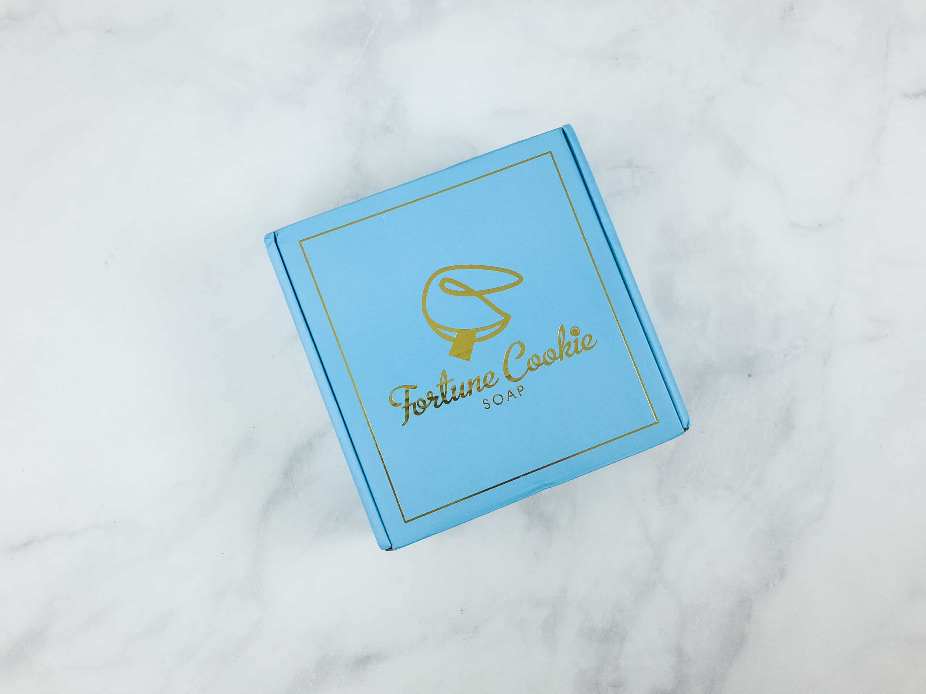 Fortune Cookie Soap FCS of the Month June 2018 Box Review + Coupon