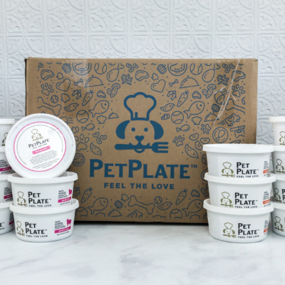 Pet Plate Dog Food Subscription Review + Trial Coupon Deal! – LAMB & CHICKEN