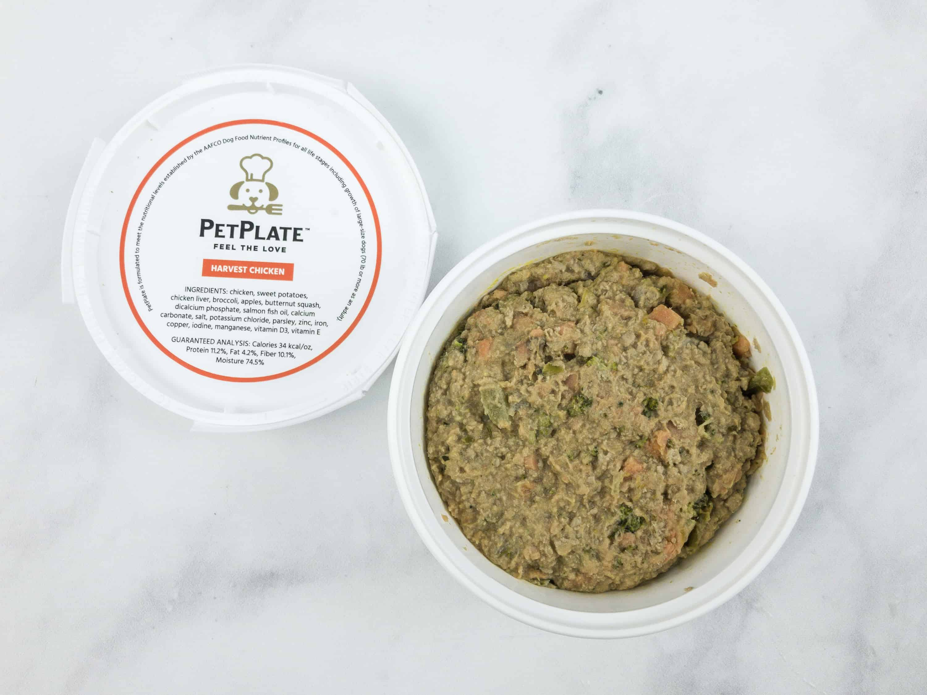 Pet plate dog food subscription review trial coupon deal lamb harvest chicken recipe is perfect for any type of dogs even those dogs with sensitive tummies and bulging waistlines forumfinder Image collections