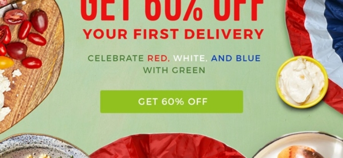 Hello Fresh Flash Deal: 60% Off First Box TODAY ONLY!