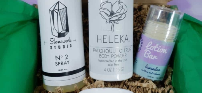 Terra Bella Subscription Box Review + Coupon – May 2018