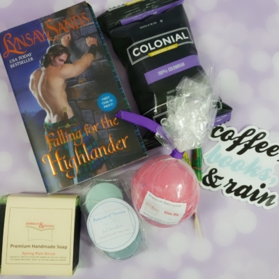 Bubbles & Books Subscription Box Review + Coupon – May 2018