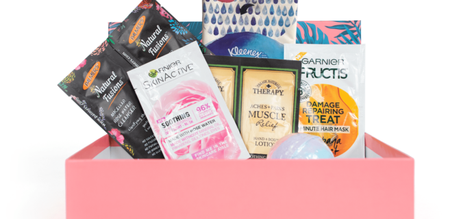 Walmart Beauty Box – Summer 2018 Box Available Now!
