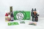 Zamplebox E-Juice June 2018 Subscription Box Review + Coupon!