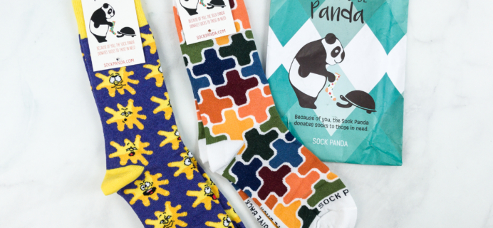 Sock Panda Tweens June 2018 Subscription Review + Coupon