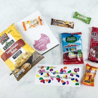 Something Snacks June 2018 Subscription Box Review