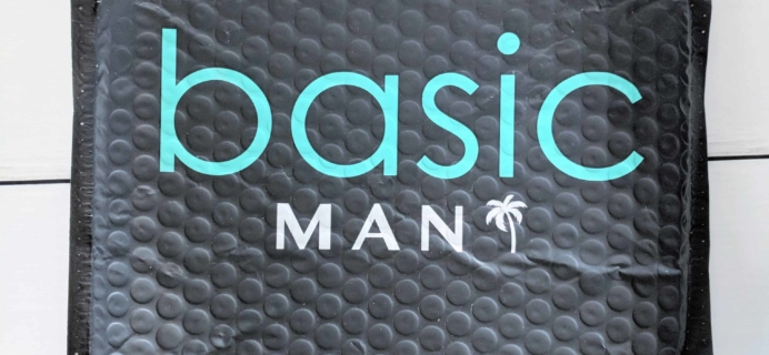 Basic MAN Subscription Box Review + Buy One Get One FREE Coupon – June 2018