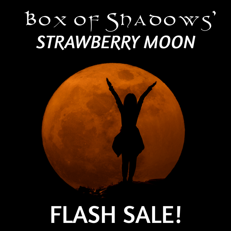 Box of Shadows Strawberry Moon Sale: Save 40%!