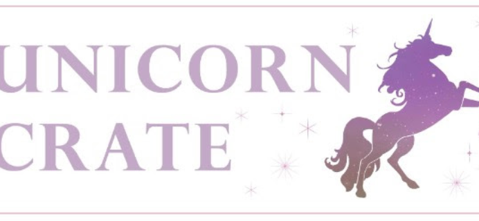 Unicorn Crate September 2018 Theme Spoilers + Coupon!