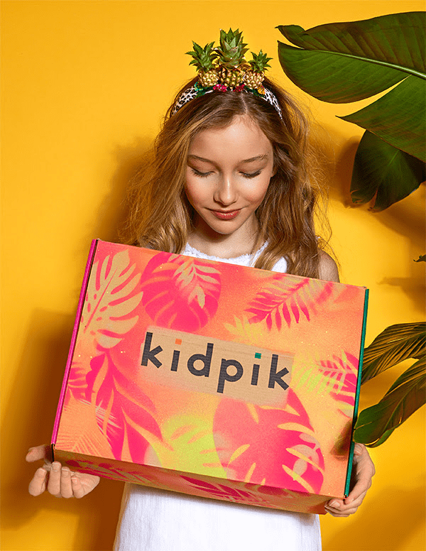 25 30 Hello W: Kidpik July 4th Deal: Save $25 On First Box + Extra 30