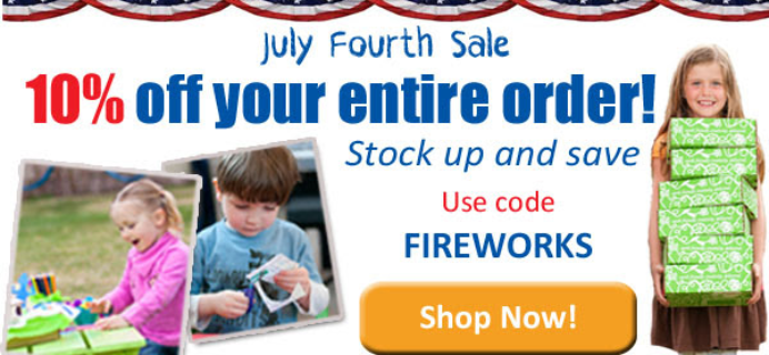 Green Kid Crafts July 4th Sale: Get 10% Off Subscriptions & Single Boxes!