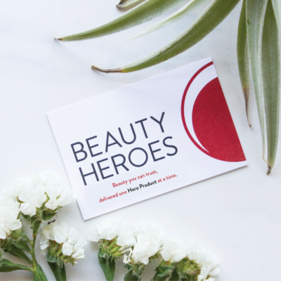 Beauty Heroes October 2019 Full Spoilers!