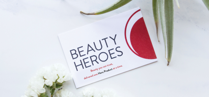 Beauty Heroes January 2019 Full Spoilers!