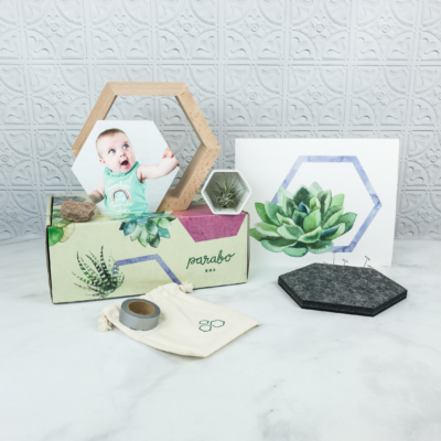 Parabo Box June-July 2018 Subscription Box Review + Coupon