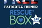 Rescue Box Coupon: Get FREE Patriotic Mystery Box With Subscription!