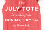 Golden Tote July 2018 First Look Spoilers!