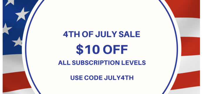 Cocotique August 2018 Spoiler + 4th of July Sale: $10 Off Any Subscription!