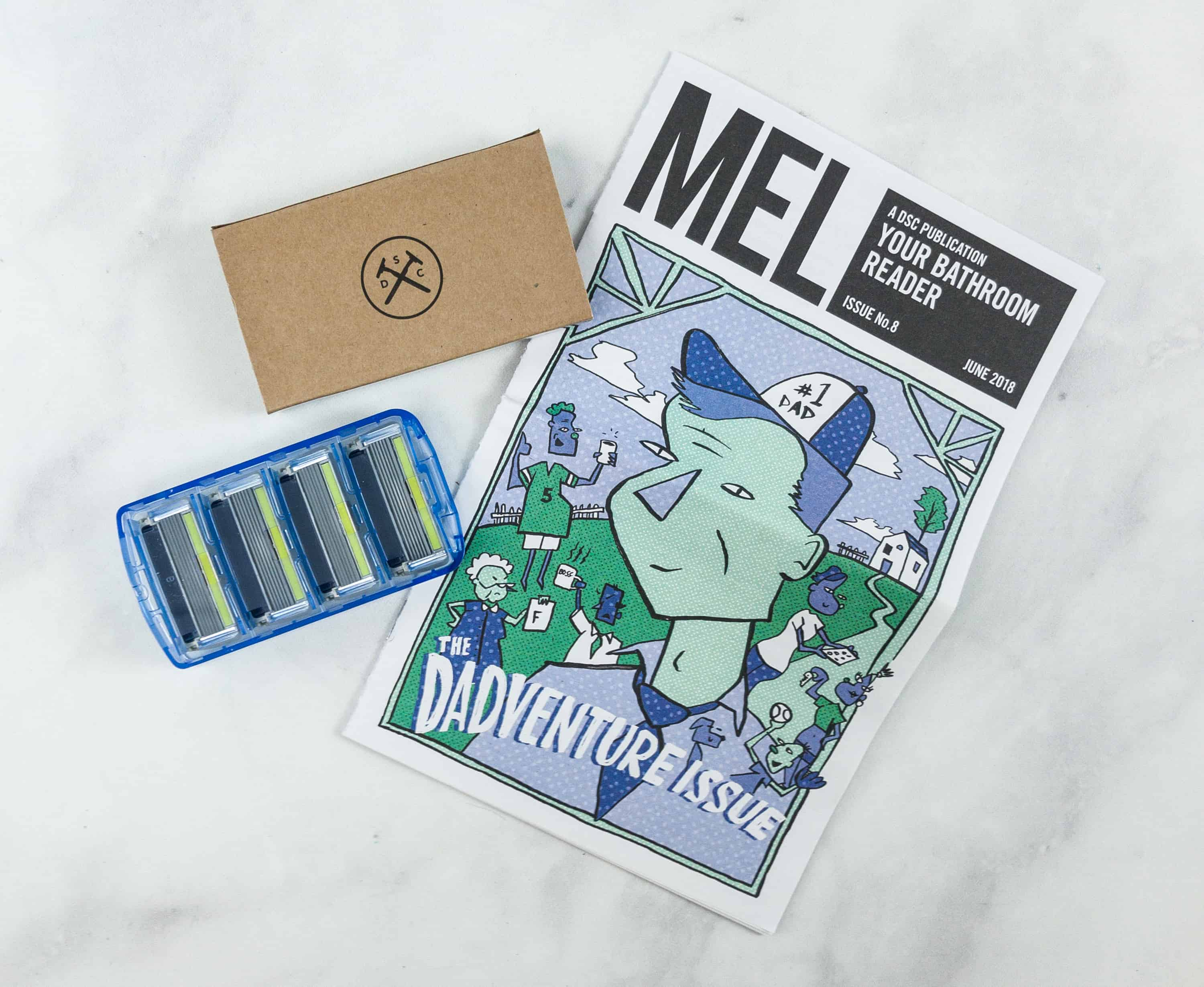 Dollar Shave Club Subscription Review + Coupon – Refill Pack